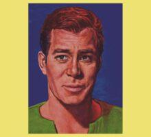 William Shatner is Captain James T. Kirk Kids Tee
