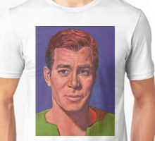 William Shatner is Captain James T. Kirk Unisex T-Shirt