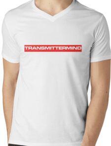 Thesaurus Band Shirts - Transmittermind Mens V-Neck T-Shirt