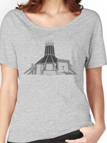 Liverpool Metropolitan Cathedral Women's Relaxed Fit T-Shirt