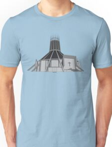 Liverpool Metropolitan Cathedral Unisex T-Shirt