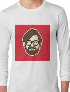 Happy Klopp, Happy Liverpool Long Sleeve T-Shirt