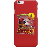 Exterminate O's iPhone Case/Skin