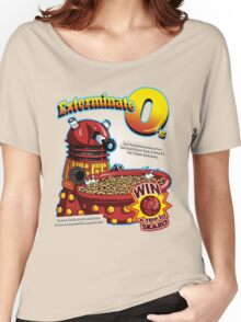 Exterminate O's Women's Relaxed Fit T-Shirt
