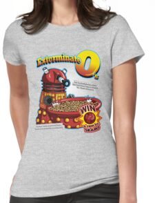 Exterminate O's Womens Fitted T-Shirt