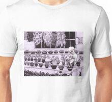 Solitude in Lavender Unisex T-Shirt