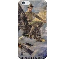 Aviation Recruiting Fly the Marines iPhone Case/Skin
