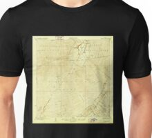 USGS TOPO Map Hawaii HI Mauna Loa 349894 1928 62500 Unisex T-Shirt