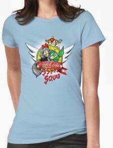 Hedgehog Hunters Womens Fitted T-Shirt
