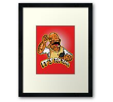 It's an App!! Framed Print