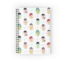 Souhoku Spiral Notebook