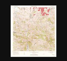 USGS TOPO Map Puerto Rico PR Naranjito 362173 1969 20000 Unisex T-Shirt