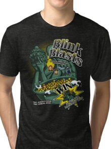 Blink Blasts Tri-blend T-Shirt
