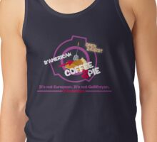 S'American Coffee & Pie (large) Tank Top