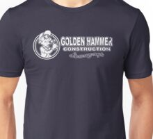 Golden Hammer Unisex T-Shirt