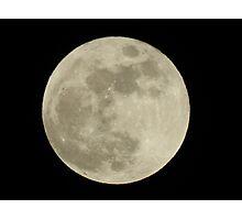 New Moon 2 Photographic Print