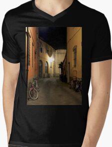 Summer Bike Night Mens V-Neck T-Shirt