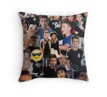 Johnny Orlando Throw Pillow
