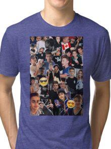 Johnny Orlando Tri-blend T-Shirt
