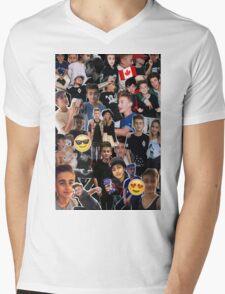 Johnny Orlando Mens V-Neck T-Shirt