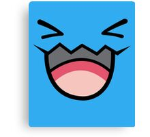 POKEMON - WOBBUFFET Canvas Print