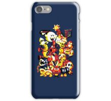 Plumber Problems iPhone Case/Skin