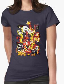 Plumber Problems Womens Fitted T-Shirt