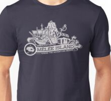 Welcome to melee island Unisex T-Shirt