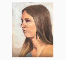 Portrait sketch of Aimee Unisex T-Shirt