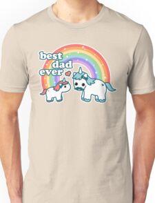Best Unicorn Dad T-Shirt