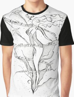 Dancing To The Music  Graphic T-Shirt