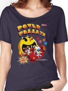 Power Pellets Women's Relaxed Fit T-Shirt