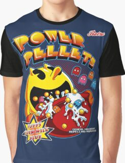 Power Pellets Graphic T-Shirt