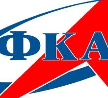 FKA - Roscosmos State Corporation Sticker