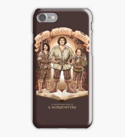 An Inconceivable Story iPhone Case/Skin