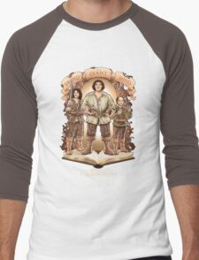 An Inconceivable Story Men's Baseball ¾ T-Shirt