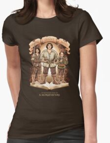 An Inconceivable Story Womens Fitted T-Shirt