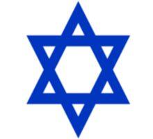 Israeli flag sticker Sticker