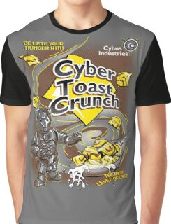 Cyber Toast Crunch Graphic T-Shirt
