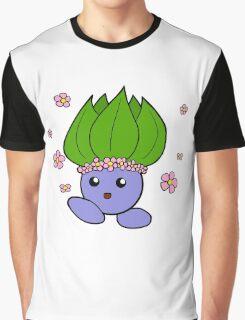 Spring Oddish Graphic T-Shirt