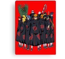 Akatsuki group Canvas Print