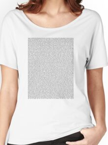 History of Japan Women's Relaxed Fit T-Shirt