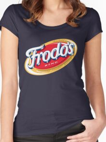 Snack of Power Women's Fitted Scoop T-Shirt