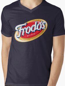 Snack of Power Mens V-Neck T-Shirt