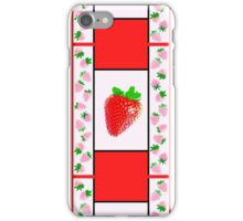 Strawberry Jacket (Kasabian/Paul McCartney) iPhone Case/Skin