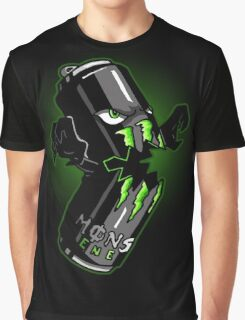 A Monster Graphic T-Shirt