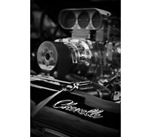 Blown Chevy Chevelle Photographic Print