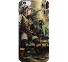 Do You Want to Play With me...? -- Majora's Mask iPhone Case/Skin