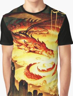 The Hoard of Smaug in Erebor Graphic T-Shirt