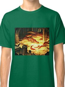 The Hoard of Smaug in Erebor Classic T-Shirt